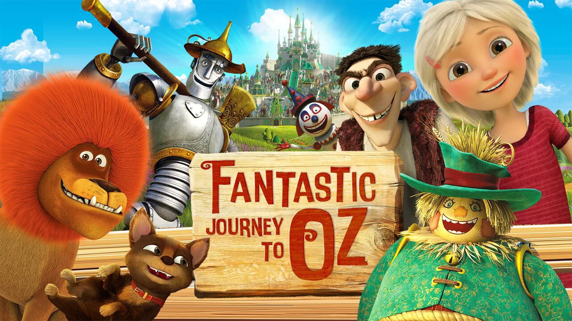 Fantastic Journey to Oz