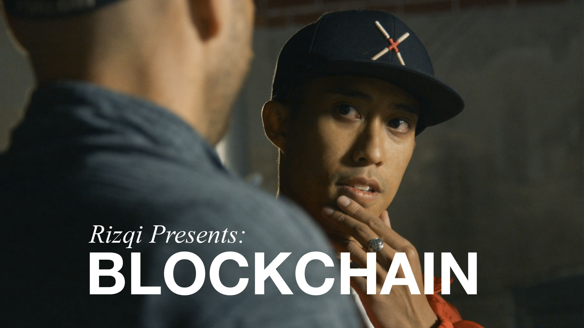 Rizqi Presents: Blockchain