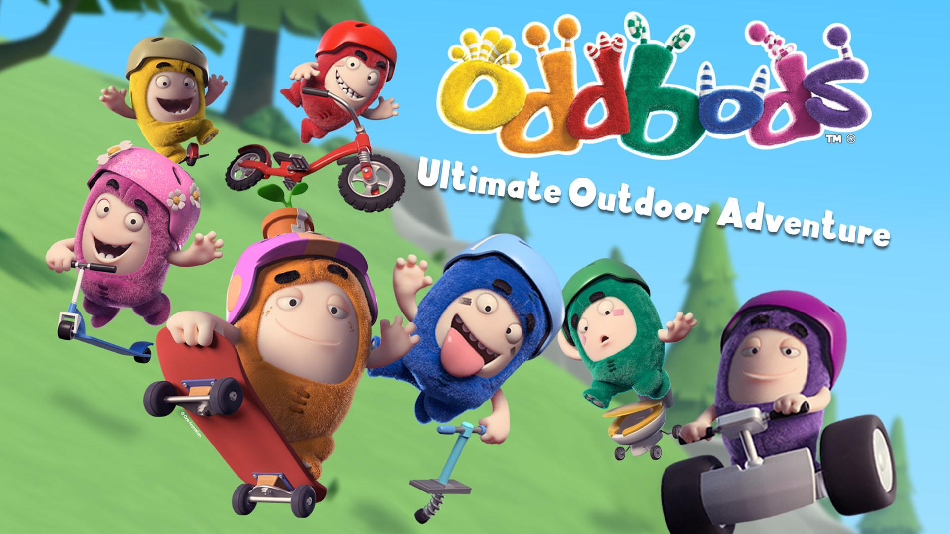 Oddbods - Ultimate Outdoor Adventure