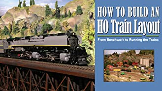 Watch How To Build An O Gauge Train Layout Beginner Advanced Using Lionel Fastrack Prime Video