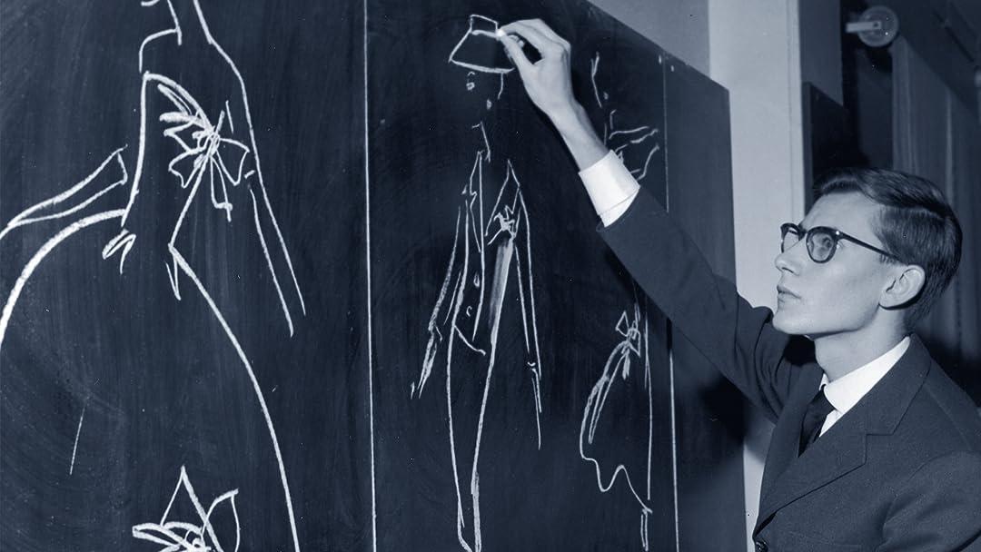 Watch The Drawings of Yves Saint Laurent | Prime Video