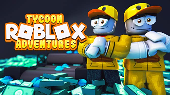 Watch Clip Roblox Tycoon Adventures Prime Video - roblox 2 player fishing tycoon