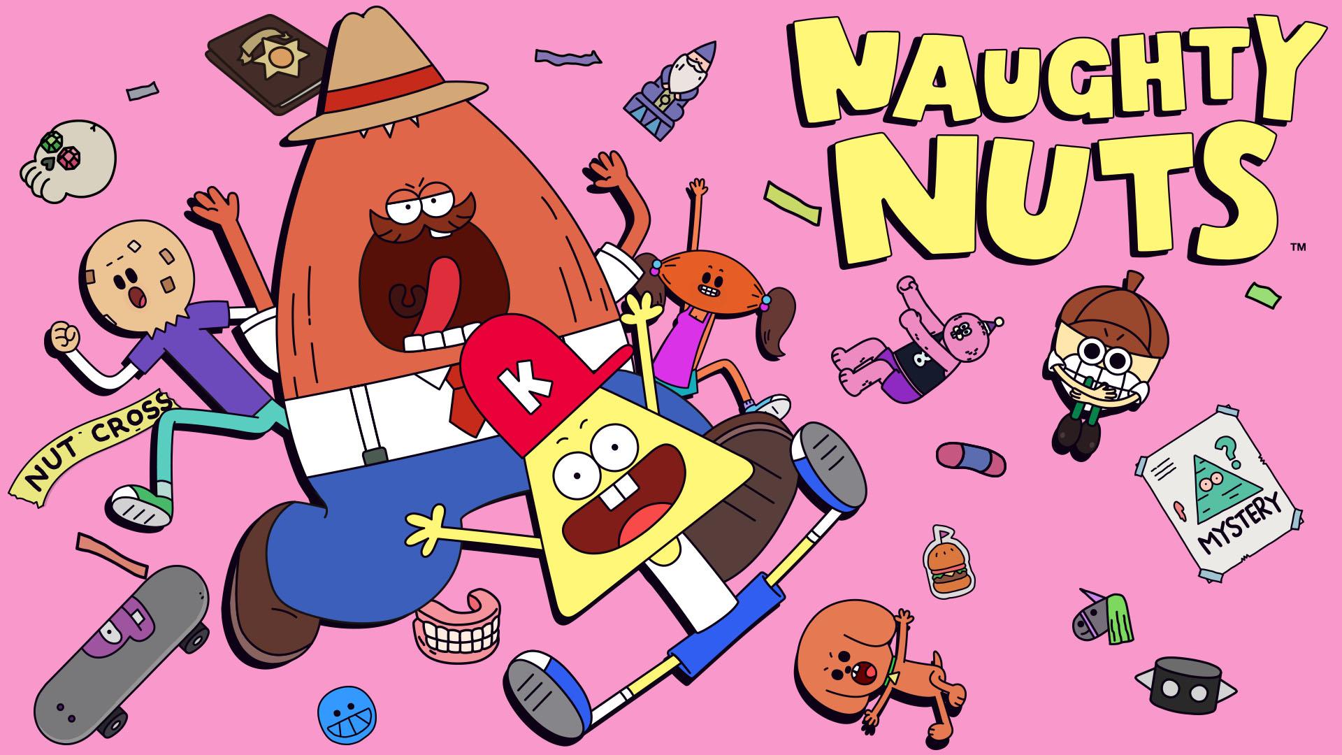 Naughty Nuts