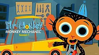 Mr. Monkey, Monkey Mechanic - Season 1