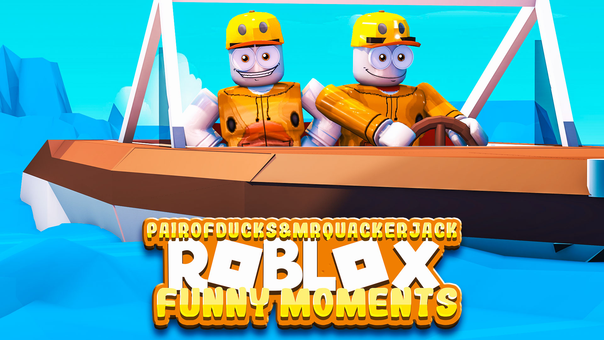 Watch Clip: Roblox Funny Moments (PairofDucks ...