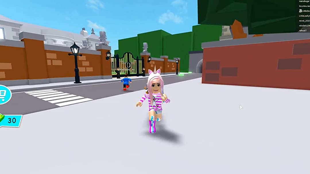 Watch Clip Roblox Adventures With Little Leah Prime Video - roblox star wars the first order rp ep 4 trying to get my