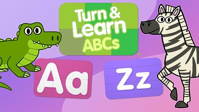 Turn & Learn ABCs
