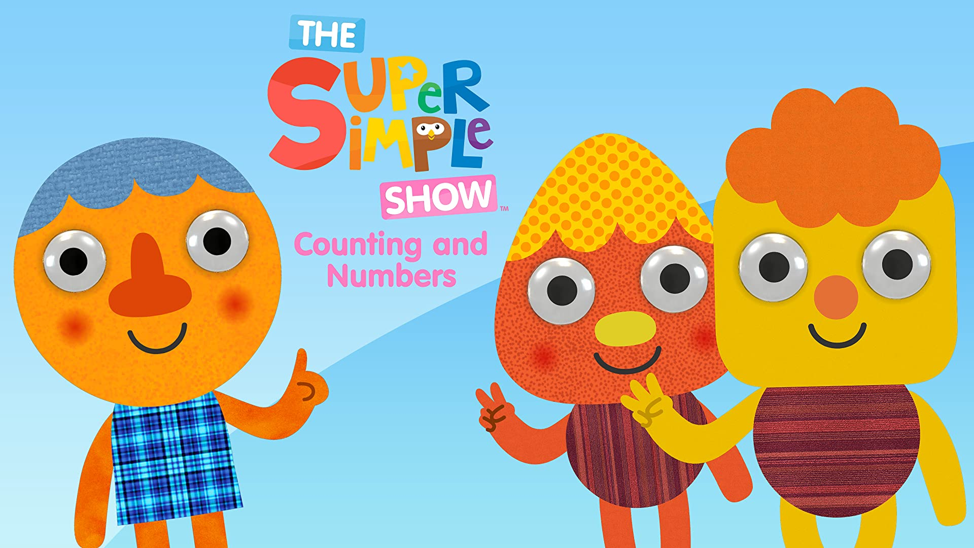 The Super Simple Show - Counting & Numbers