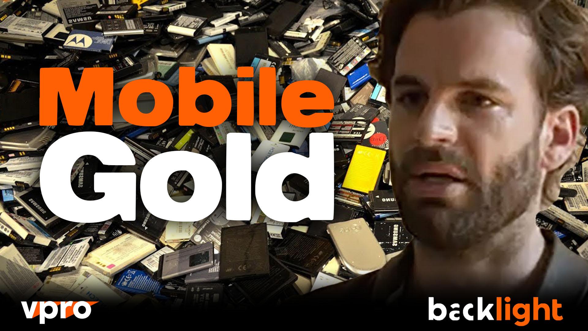 Mobile Gold - VPRO Backlight
