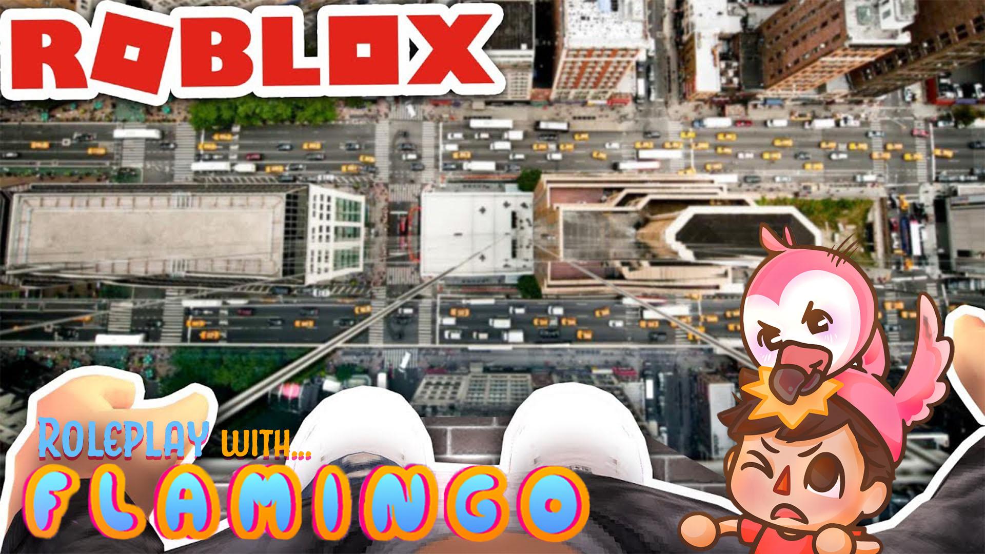 Amazon Com Watch Clip Roblox Adventures With Flamingo Prime Video
