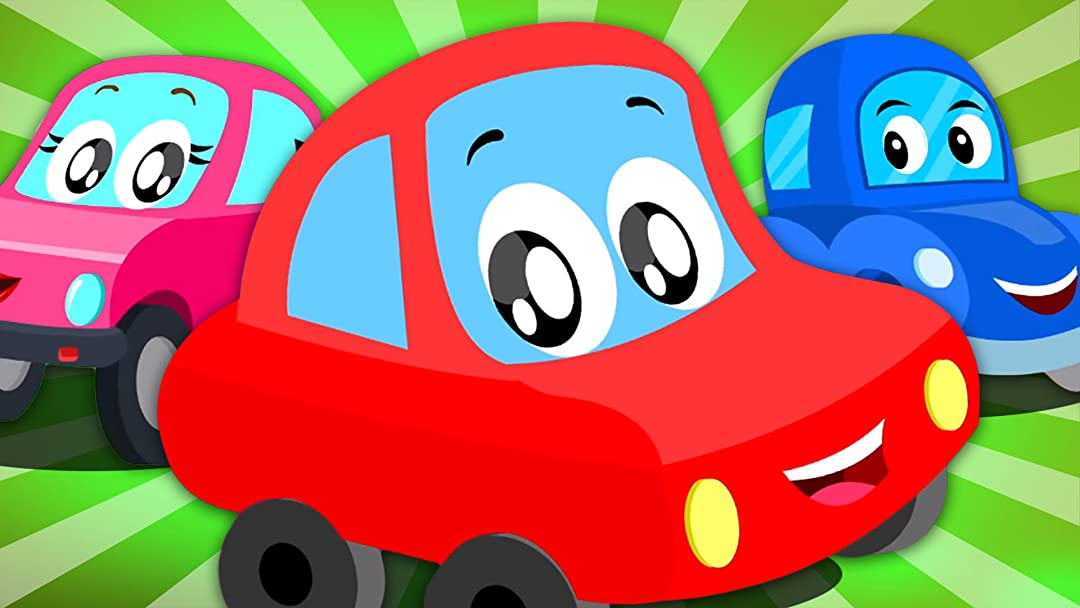 Little Red Car >> Watch Little Red Car Popular Songs Prime Video