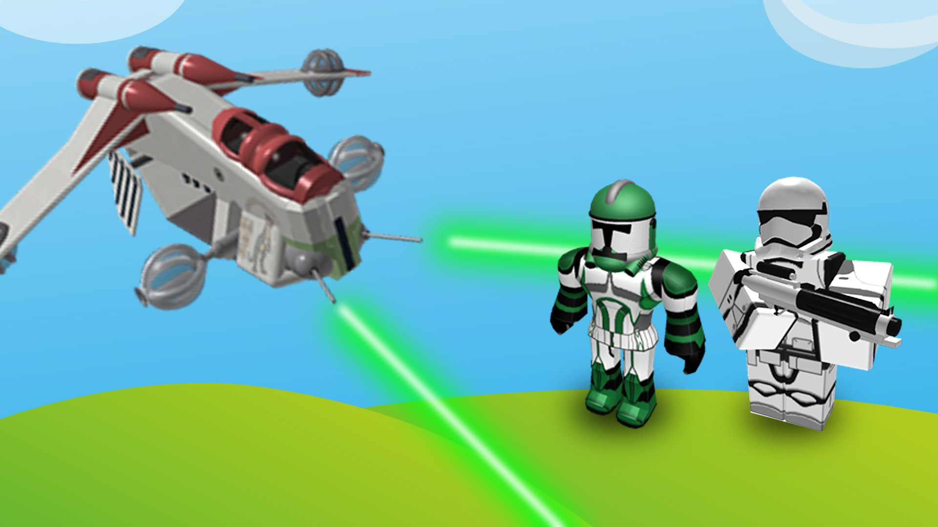 Watch Clip Roblox Star Wars Adventures Roblox Gameplay With Robby And Ryan Prime Video
