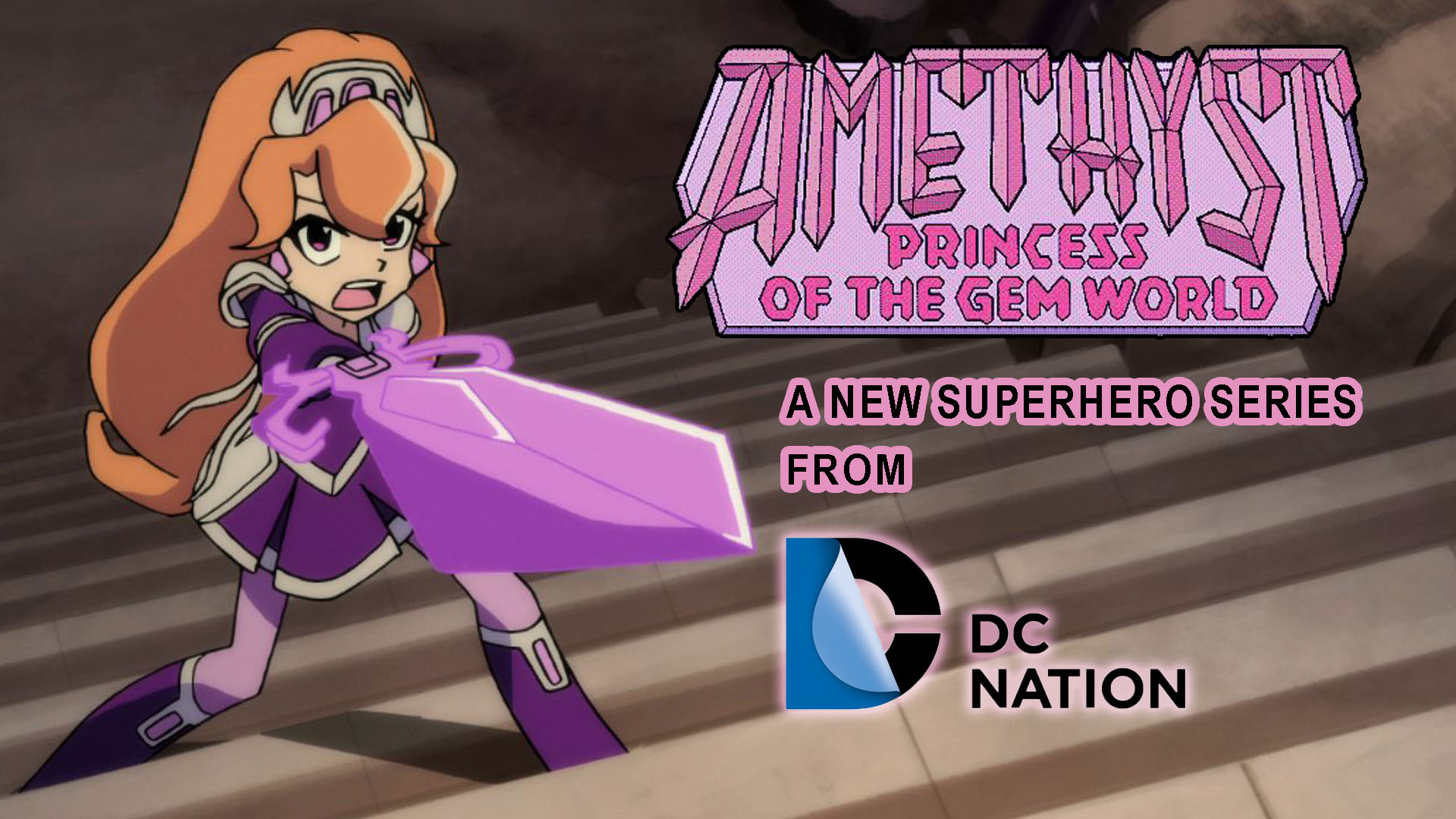 Amethyst - Princess of Gem World