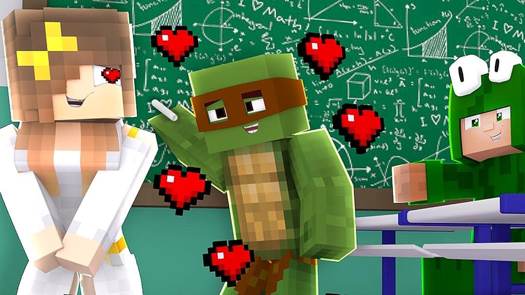 Amazon.com: Watch Tiny Turtle: Minecraft School - Mods ...