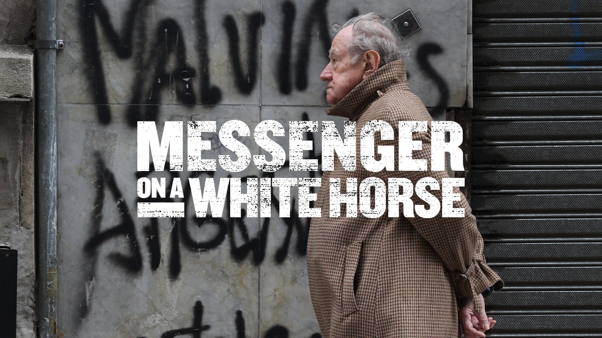 Messenger on a White Horse
