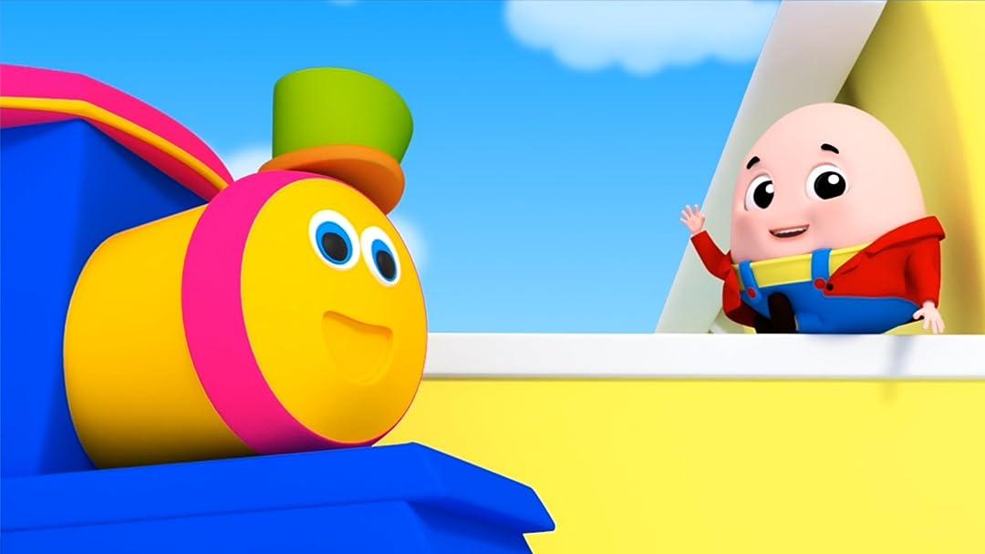 Amazon com: Watch Humpty Dumpty & More Kids Videos (Bob The