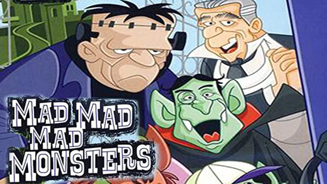 Mad, Mad, Mad Monsters