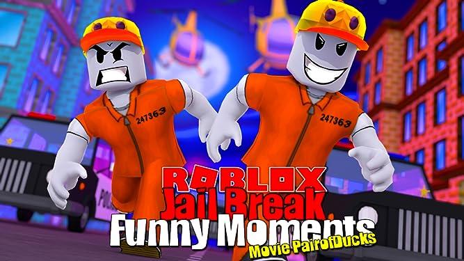 Amazoncom Watch Clip Roblox Jailbreak Funny Moments Watch Clip Roblox Jailbreak Funny Moments Movie Pairofducks Prime Video