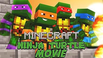 Clip: A Minecraft Ninja Turtle Movie