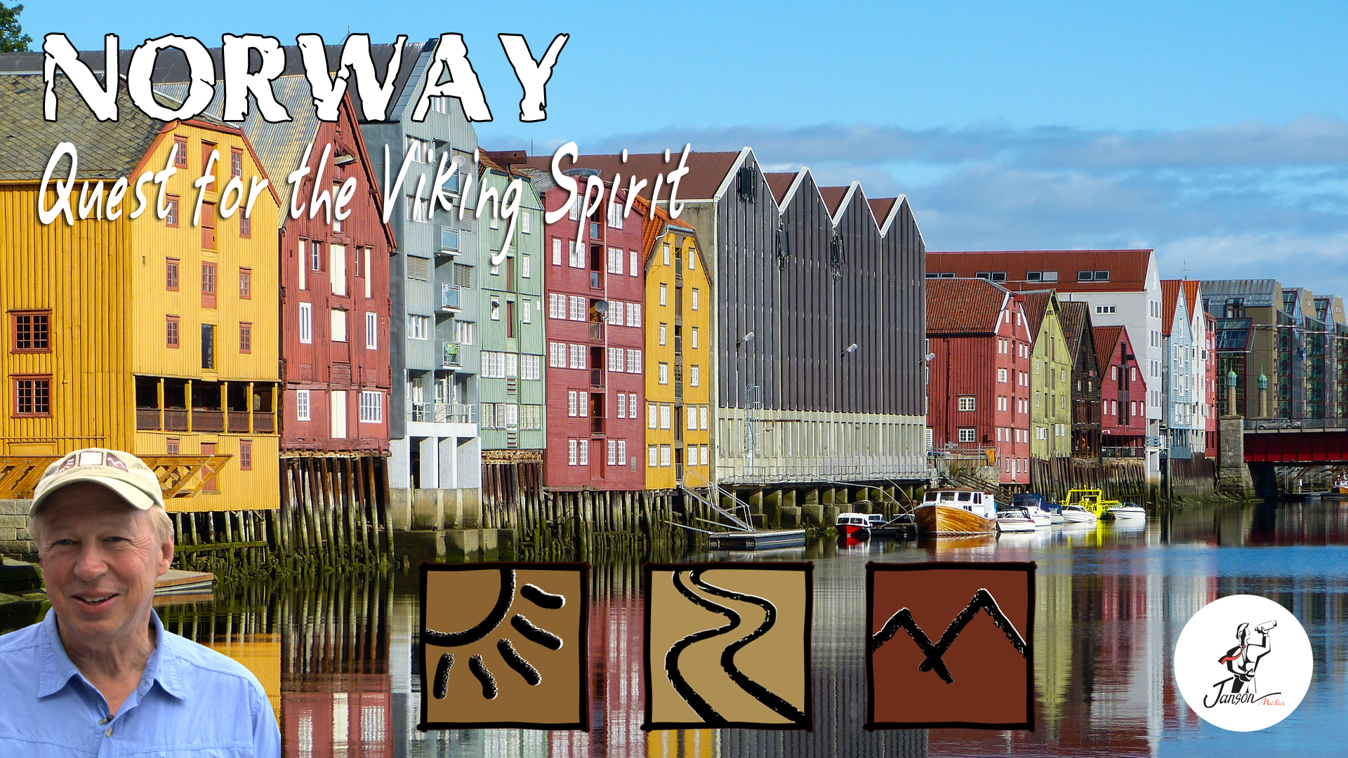 Norway: Quest for the Viking Spirit