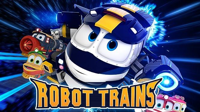 Amazon com: Watch Robot Trains   Prime Video