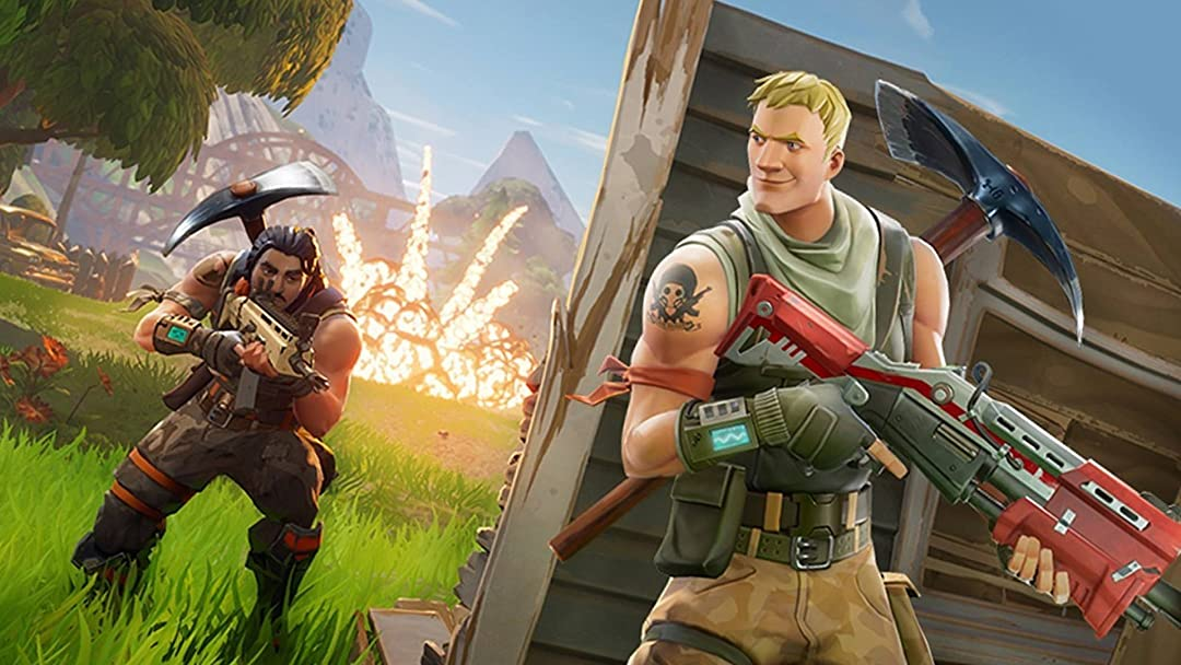 Amazon Com Watch Clip Fortnite Battle Royale Gameplay With