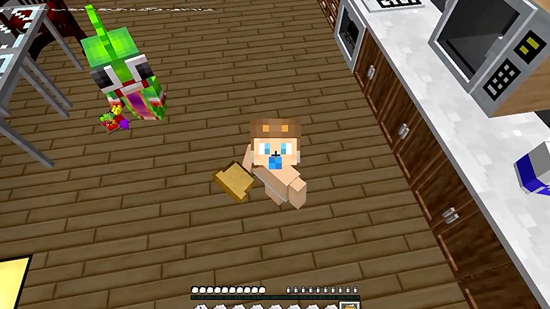 Its Funny Videos Roblox And Minecraft Amazon Com Watch Clip Moosecraft Minecraft Daycare Prime Video