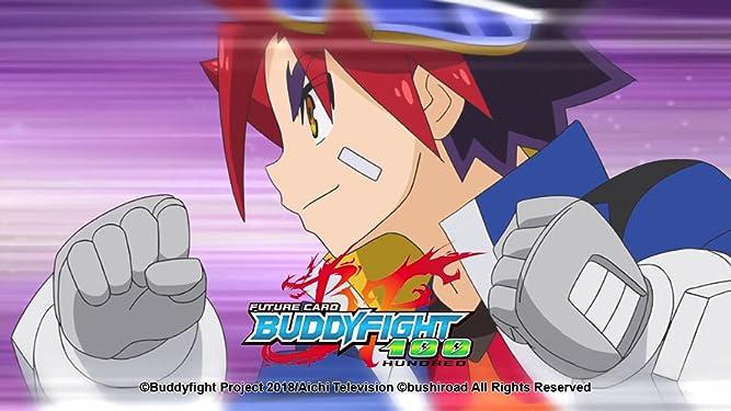 Future Card BuddyFight - 100 (Hundred)