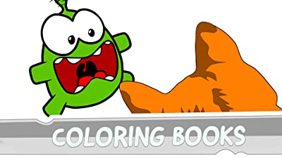 Clip: Cut the Rope - Coloring Books