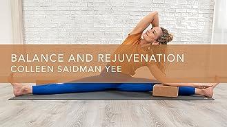 Balance and Rejuvenation