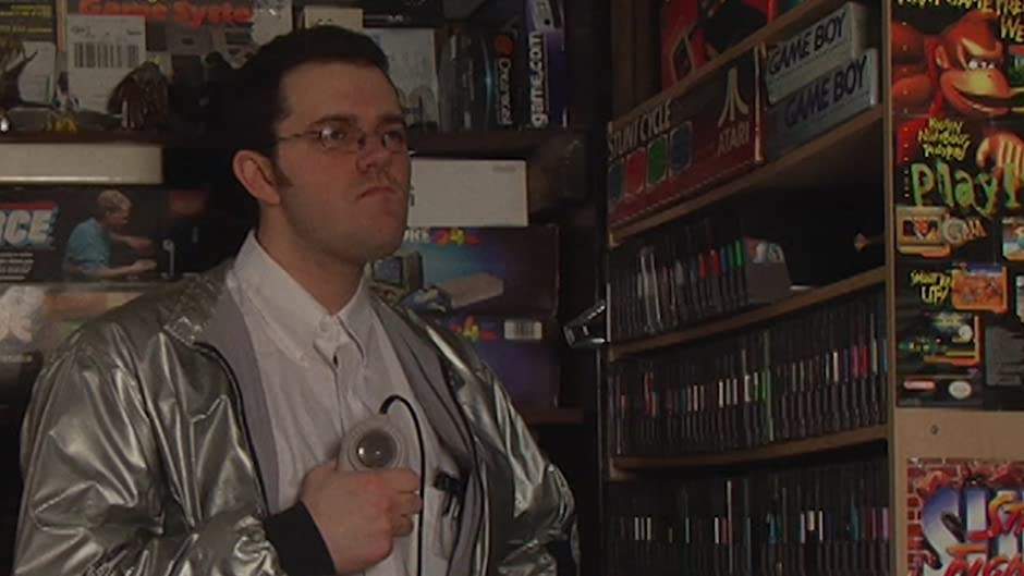 Amazon.com: Angry Video Game Nerd: James Rolfe, Mike Matei