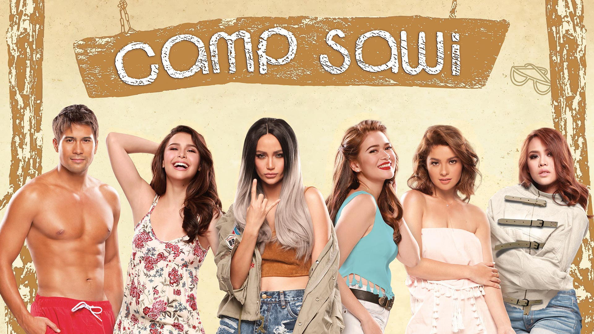 Camp Sawi (Tagalog Audio)