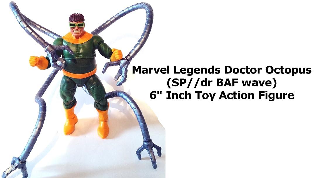 """Marvel Legends SP////DR BAF Complete 6/"""" Scale Figure"""