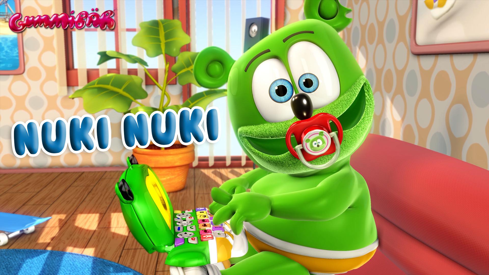 Gummy Bear - Nuki Nuki