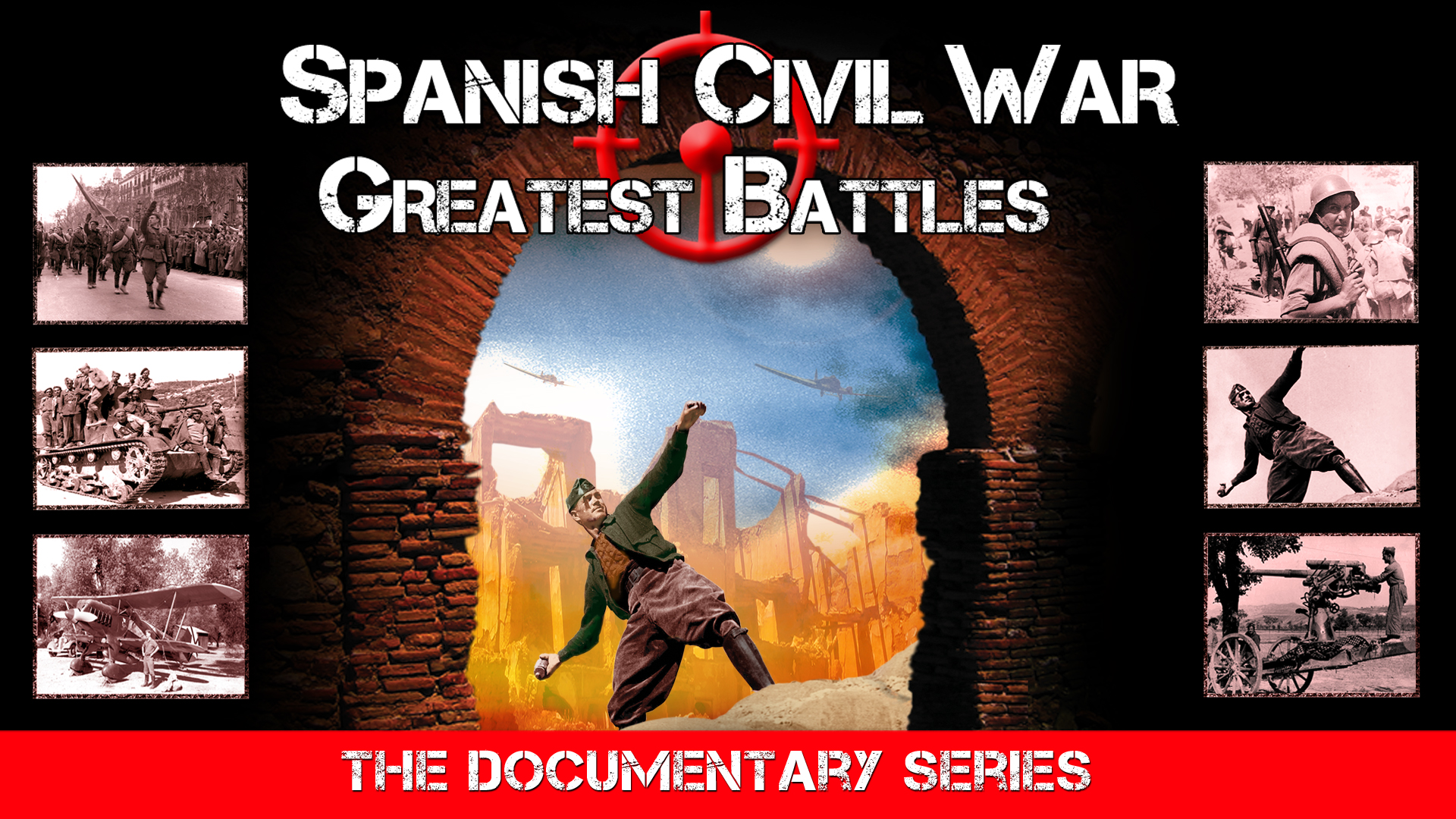 Spanish civil war greatest battles