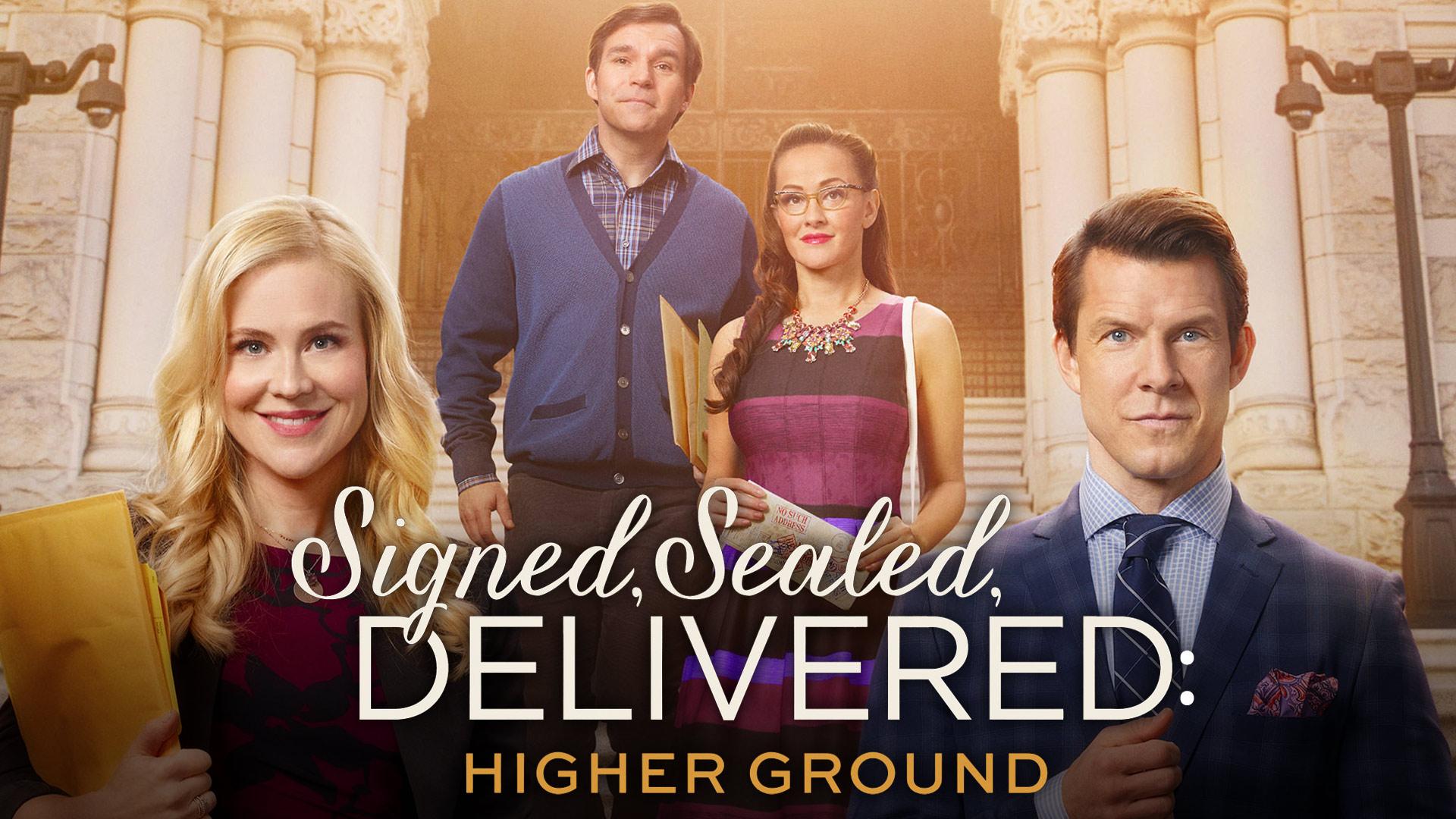 Signed, Sealed, Delivered: Higher Ground