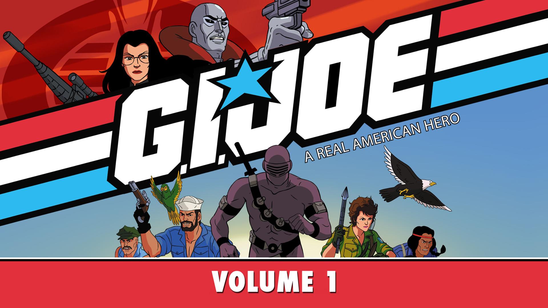 GI Joe: A Real American Hero, Volume 1