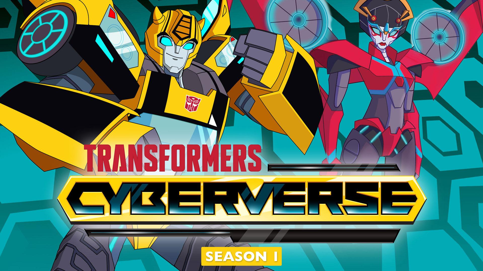 Transformers Cyberverse Season 1