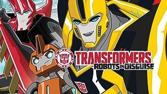 Transformers: Robots In Disguise - Season 2