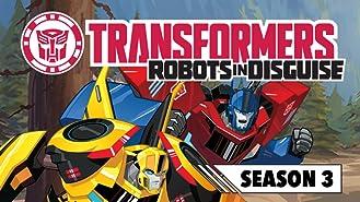 Transformers: Robots In Disguise - Season 3