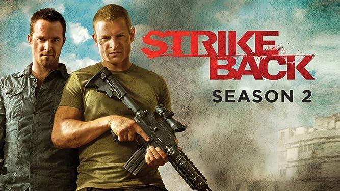 Strike Back: Season 2
