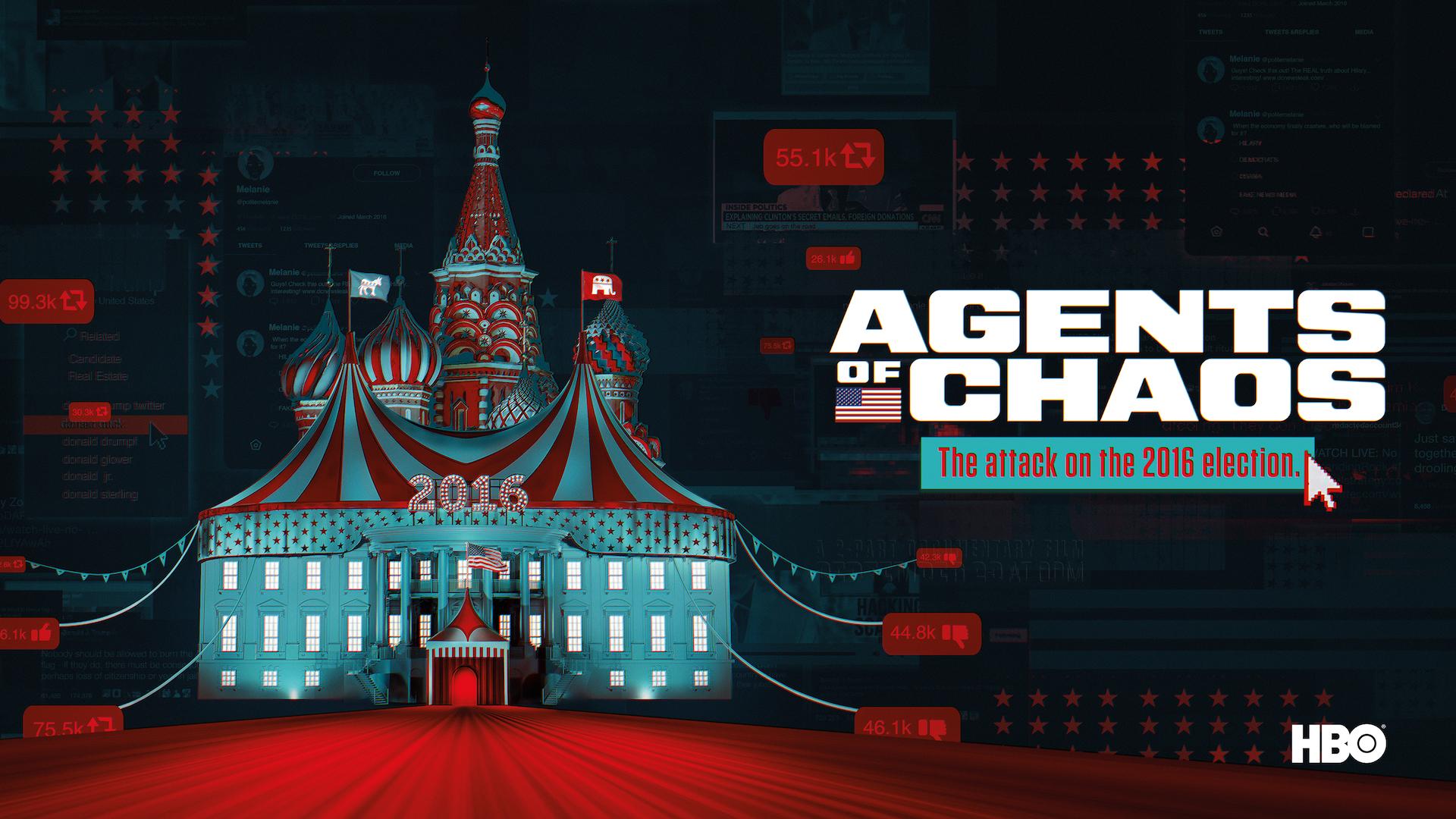 Agents of Chaos - Season 1