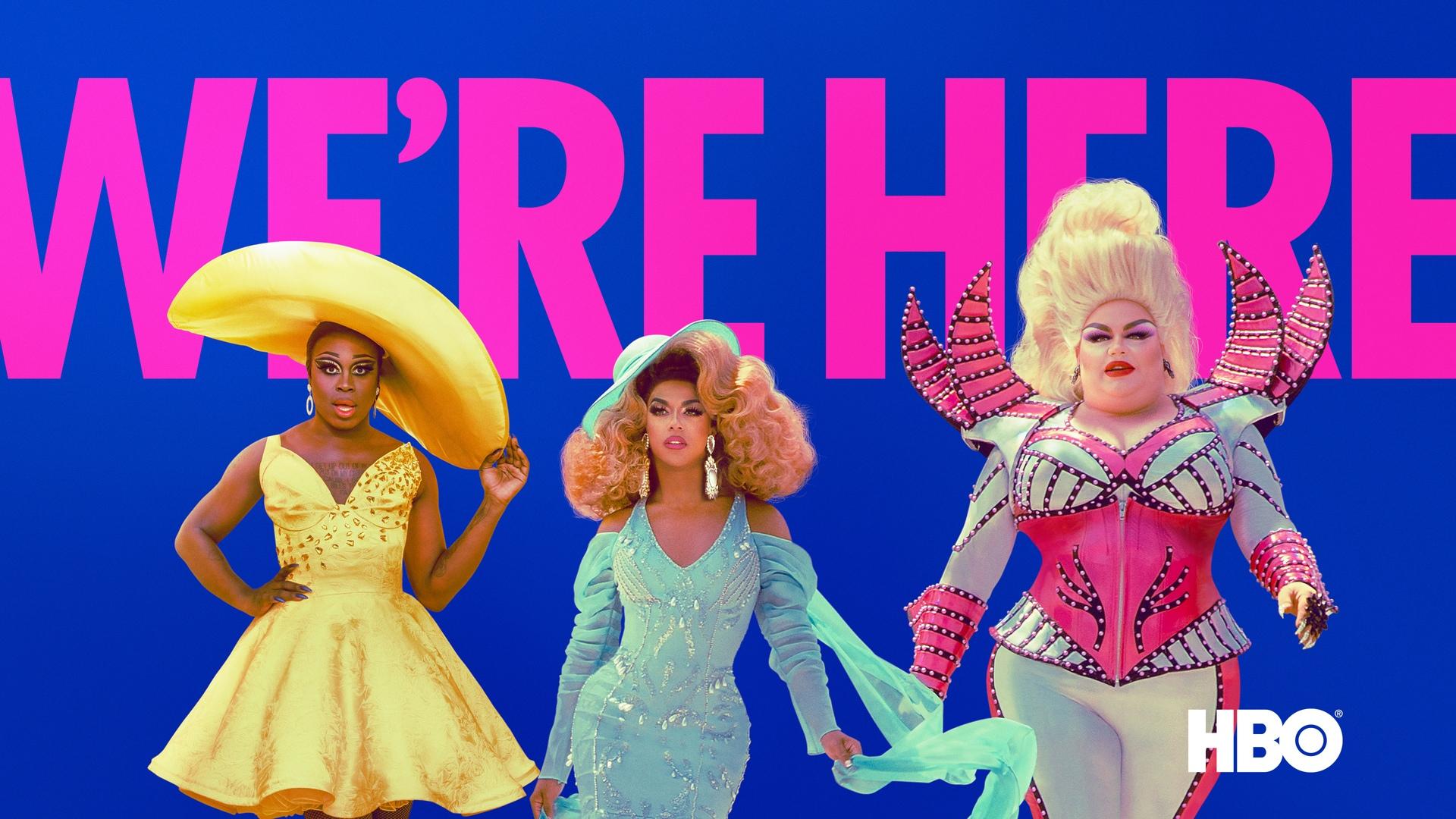 We're Here - Season 1