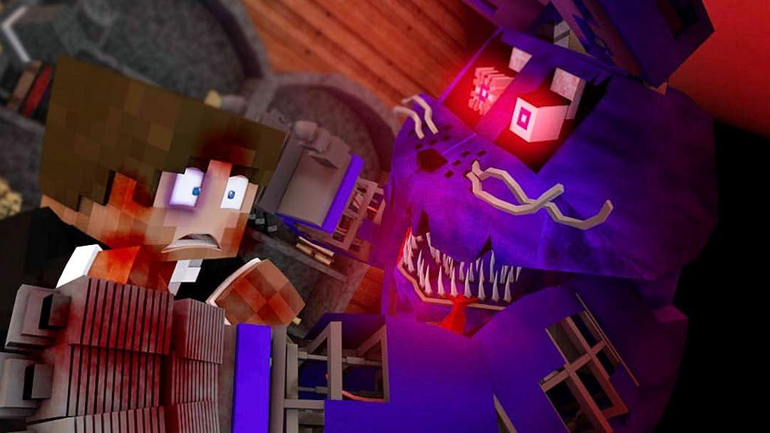 Scary Stories Freddy Demo Roblox - Amazoncom Watch Five Nights At Freddys Minecraft Fnaf