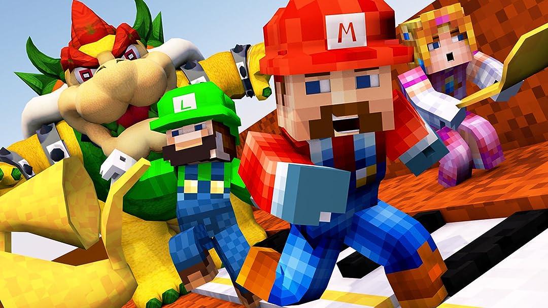 Watch Clip: Super Mario Adventures - Minecraft Videos ...