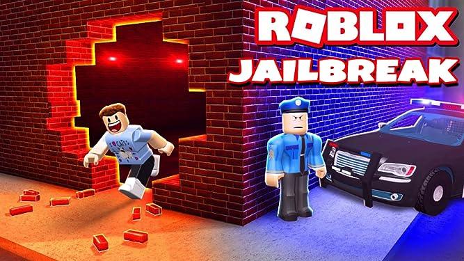 Amazon com: Watch Clip: Roblox Jailbreak   Prime Video