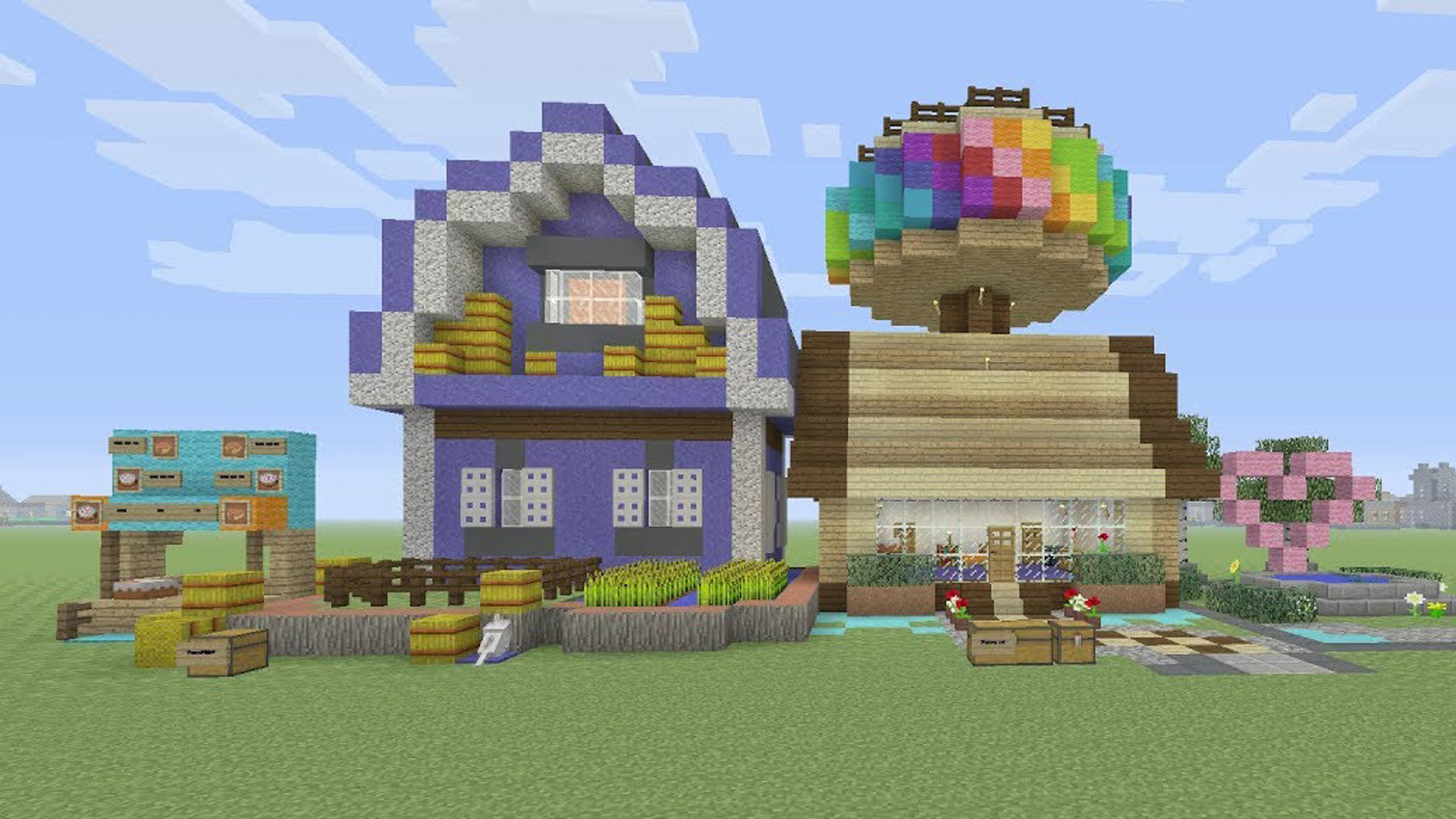 minecraft houses tutorial step by step