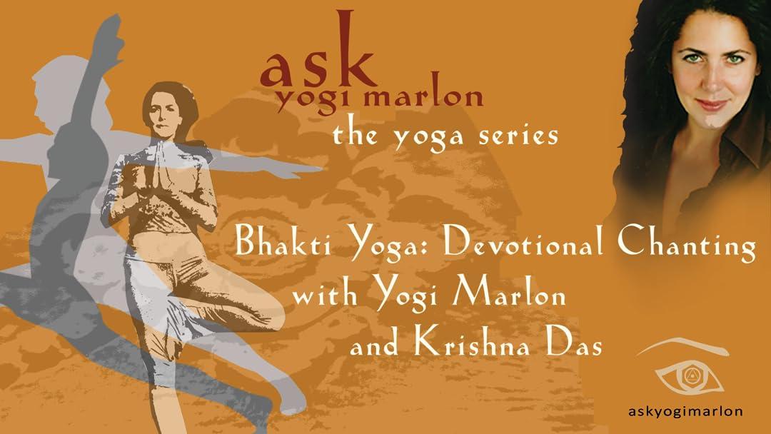 Amazon Com Bhakti Yoga Devotional Chanting With Yogi Marlon And Krishna Das Shiva Entertainment Inc Shiva Entertainment Inc