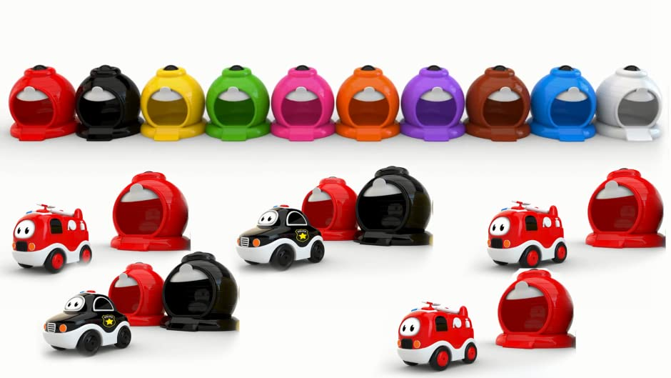 Amazon.com: Video For Baby Kids - Learn Colors and Street Vehicles Names: ABC Kids Toon, Alex