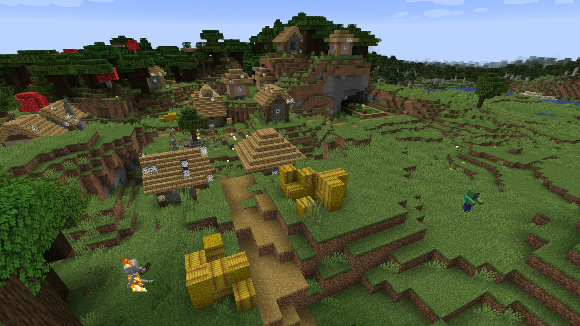 Watch How to Build a Village in Minecraft  Prime Video